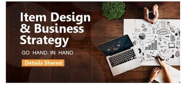 Product Design and Business Strategy Go Hand in Hand: Details Shared