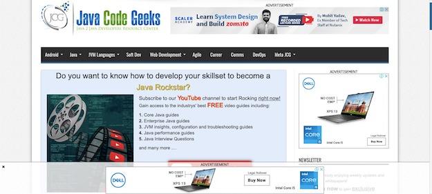 software development blog to follow